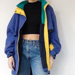 Eddie Bauer vintage 90s Rain Jacket
